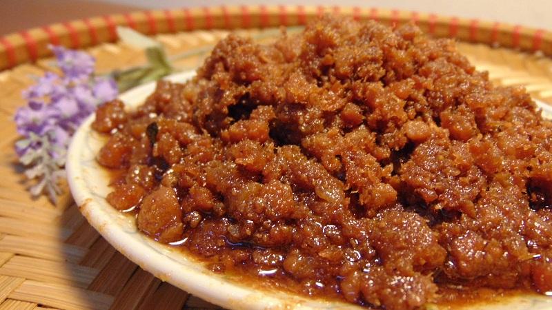 Món mắm tép Ninh Bình hấp dẫn