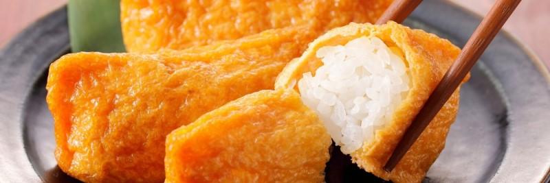 Sushi cuộn tròn hấp dẫn
