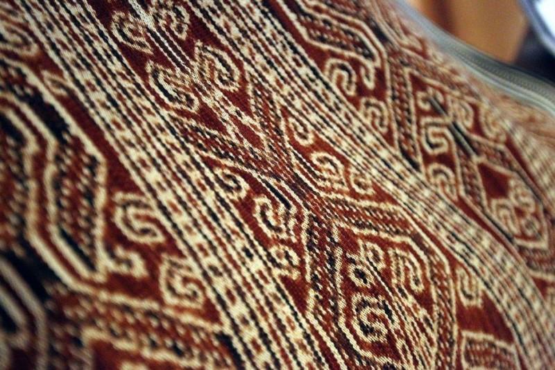 Vải Pua Kumbu