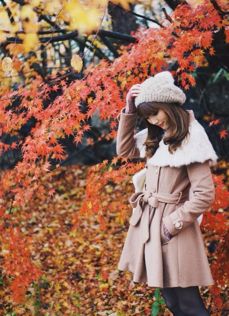 Mùa thu lá đỏ tại Nhật