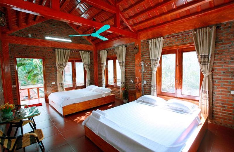 nhà nghỉ ở Ninh Bình