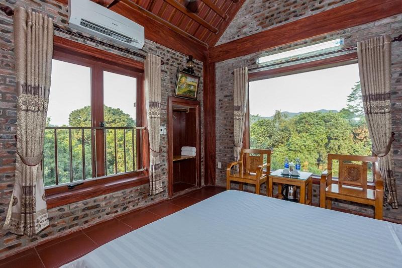 Không gian tiện nghi tại Ninh Bình Family homestay