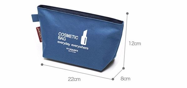 túi đựng đồ vệ sinh cá nhân msquare