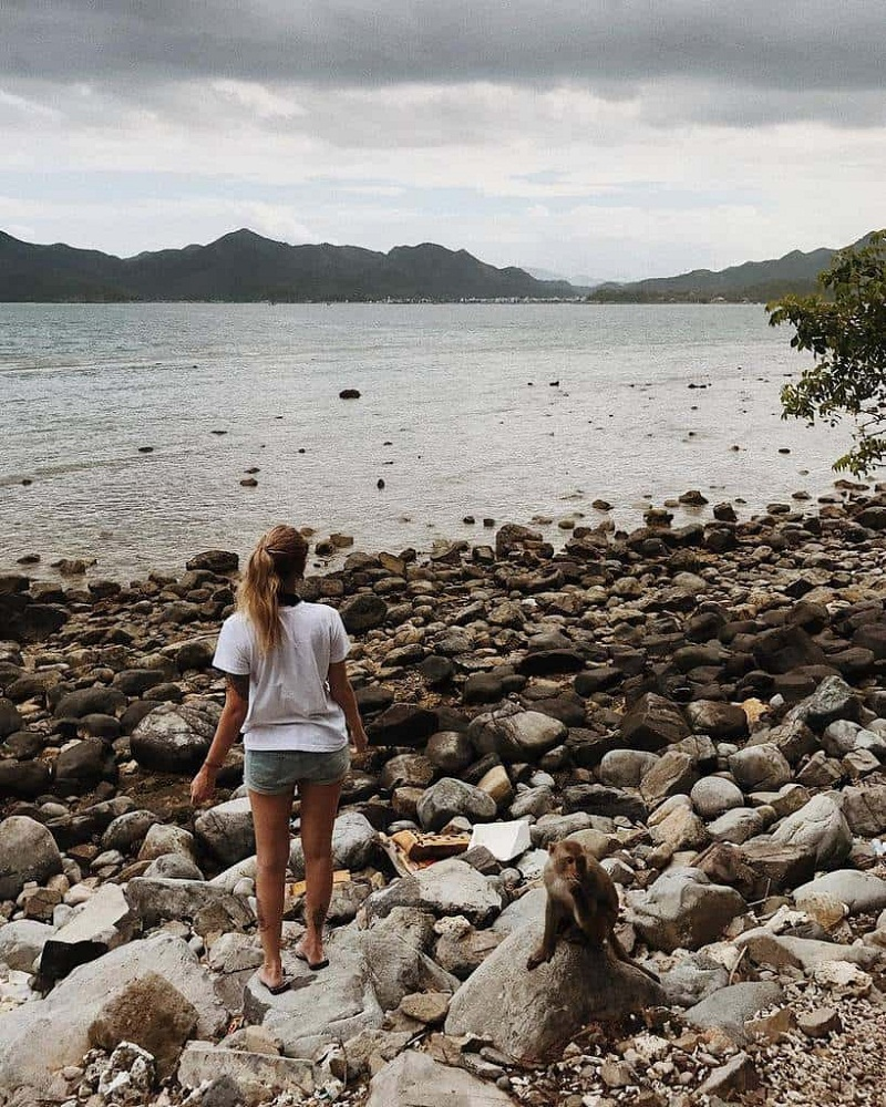 khu du lịch đảo khỉ nha trang
