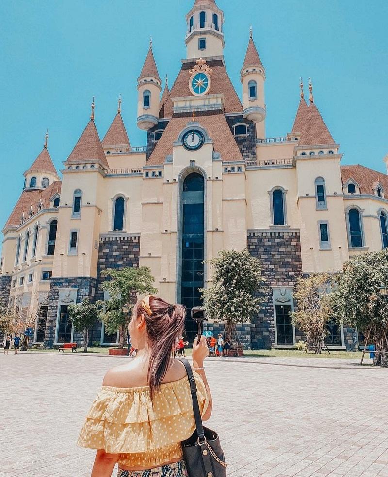 khu du lịch Nha Trang