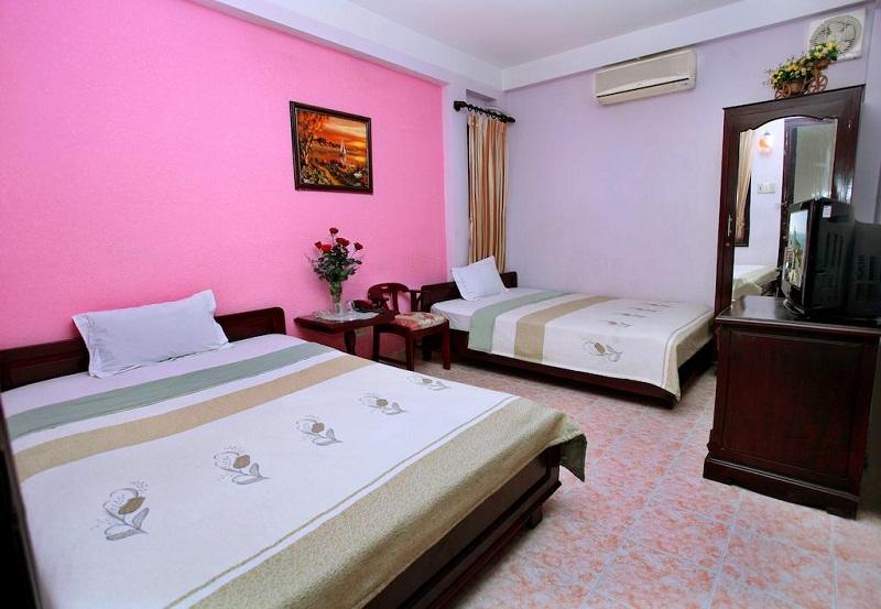 nhà nghỉ ở Nha Trang