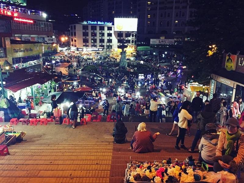 Chợ đêm Đà Lạt