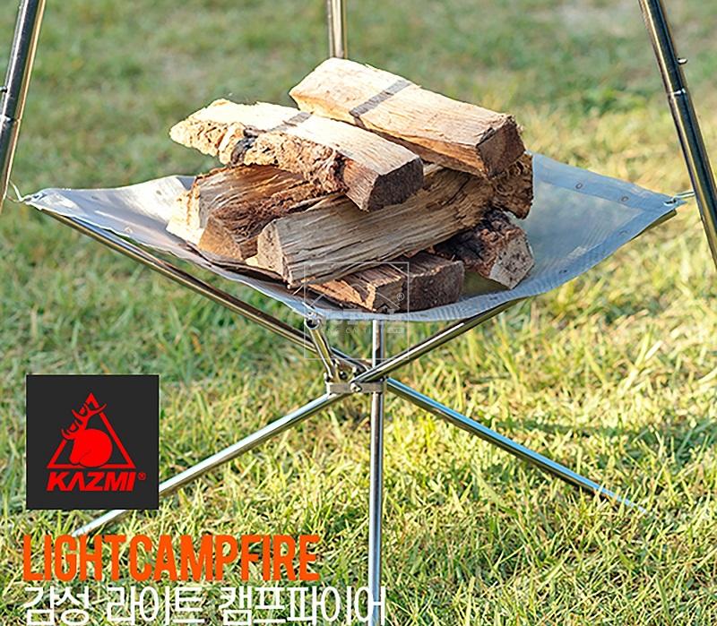 Bếp nướng than củi là lựa chọn phổ biến khi tổ chức buffet BBQ ngoài trời