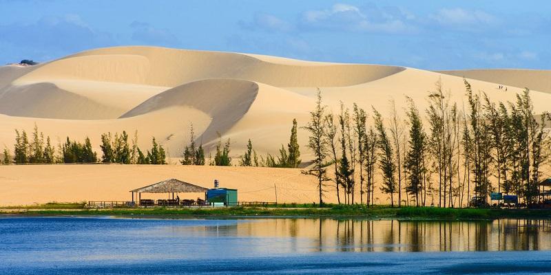 Đồi cát Mũi Né Phan Thiết
