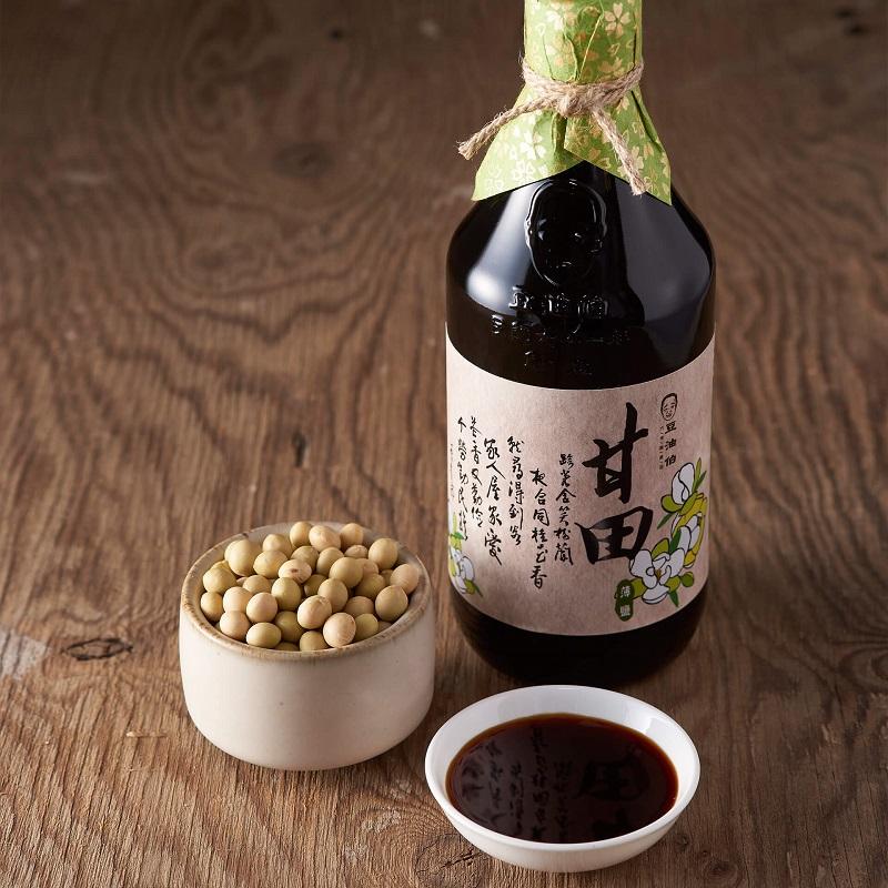 Nước chấm được làm làm từ tương đậu Hàn Quốc