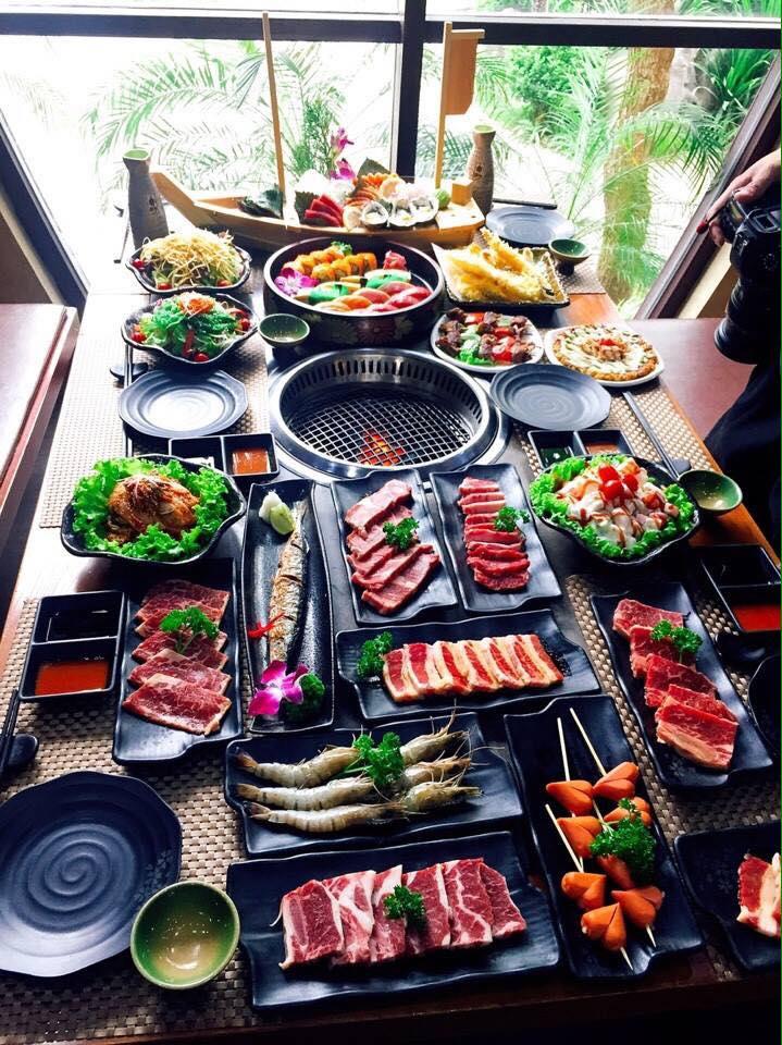 Ngoài các món thịt nướng, tại nhà hàng còn có thêm rất nhiều những món đặc sản của Nhật Bản