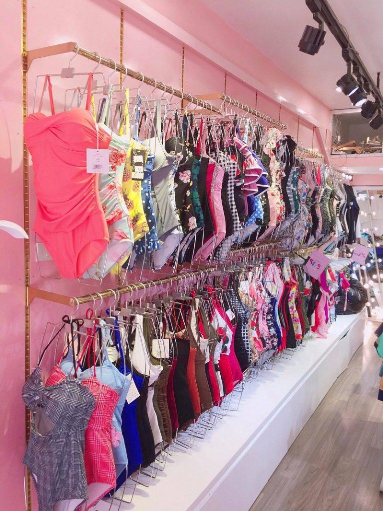 Đa dạng mẫu mã bikini tại Coco Bikini