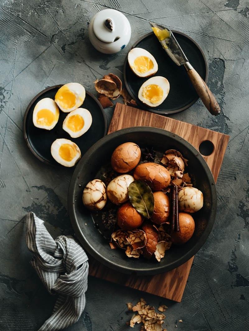Trứng sắt là một trong những đặc sản Đài Loan nổi tiếng