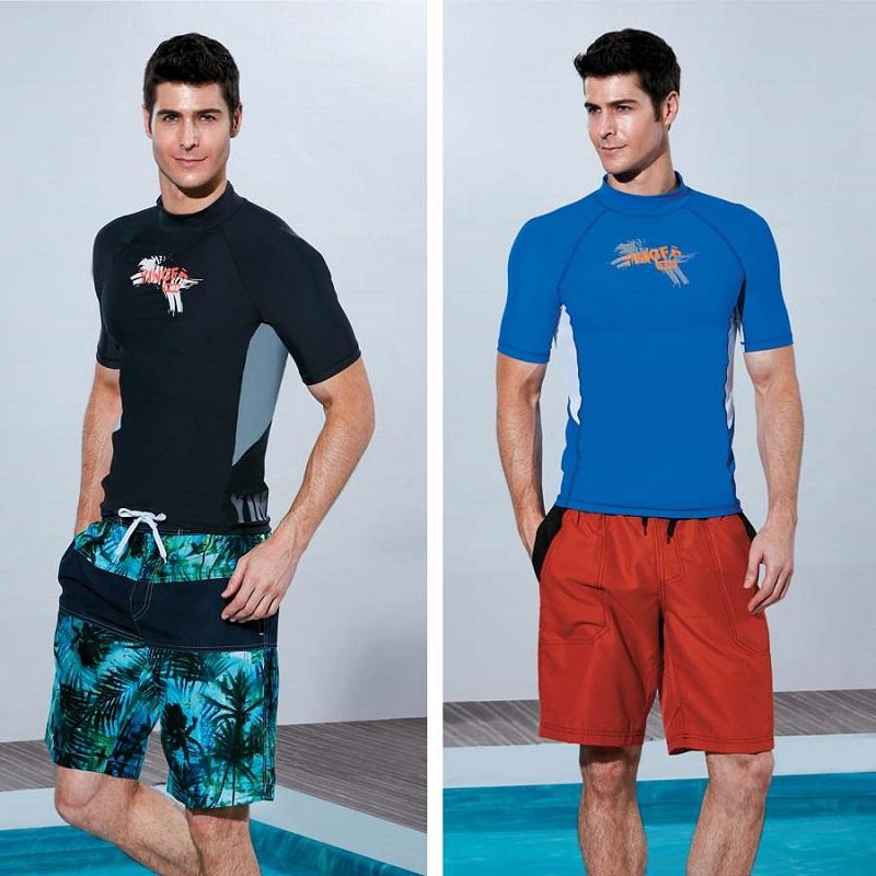 Các trang phục đi biển cho nam tại đồ bơi Hà Anh
