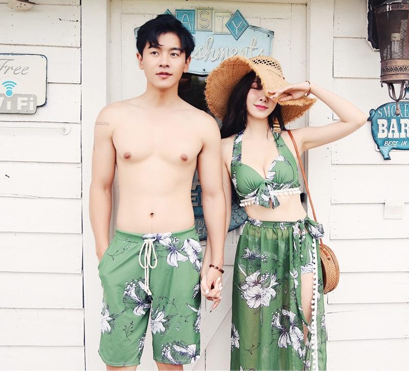 Các trang phục đi biển cho cặp đôi của Isora
