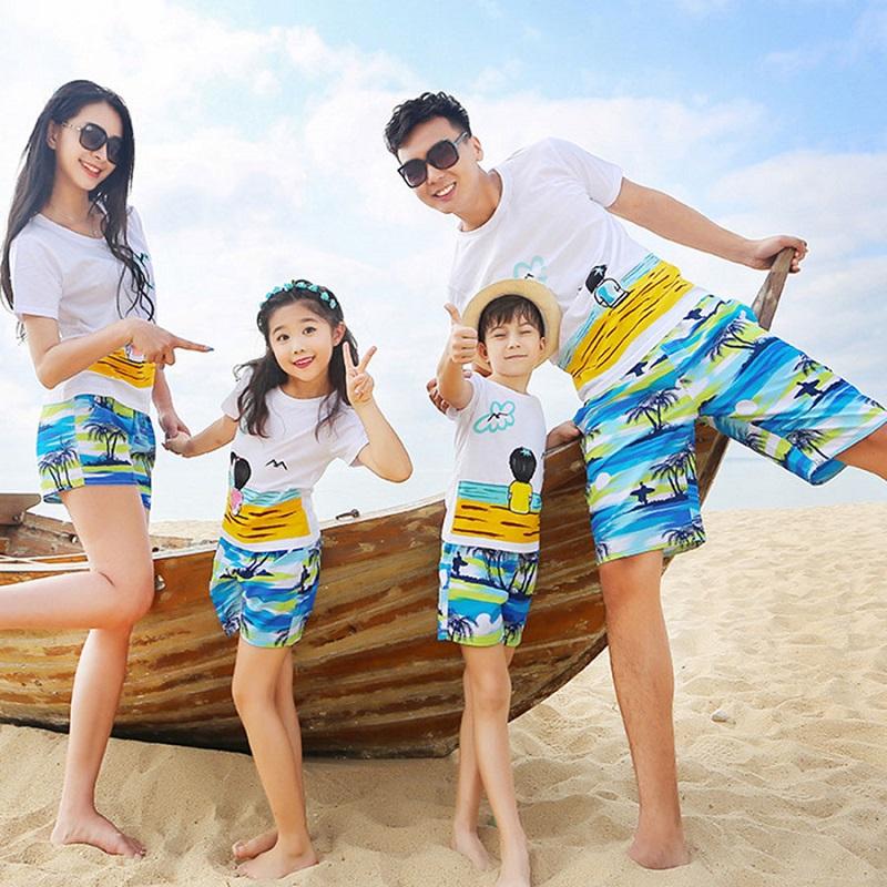 Alibu shop luôn đa dạng các mẫu đồ bơi nhóm, gia đình