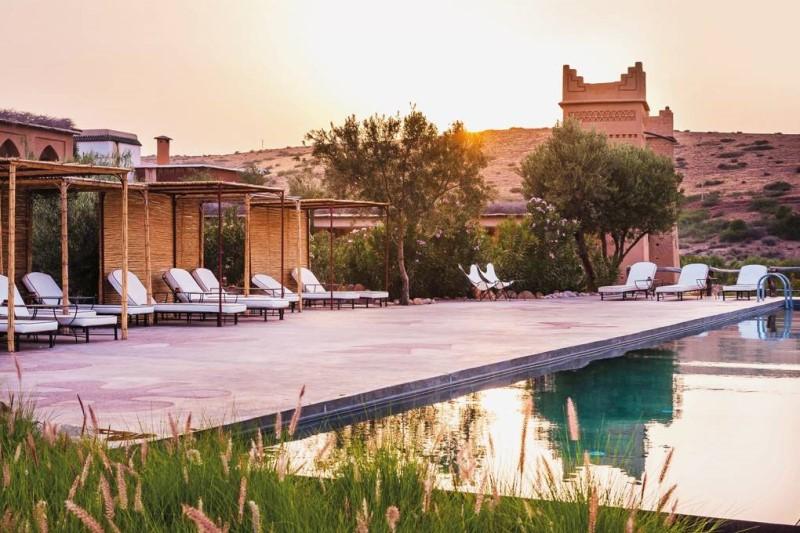 Resort có hồ bơi tại thành phố thành phố Marrakech