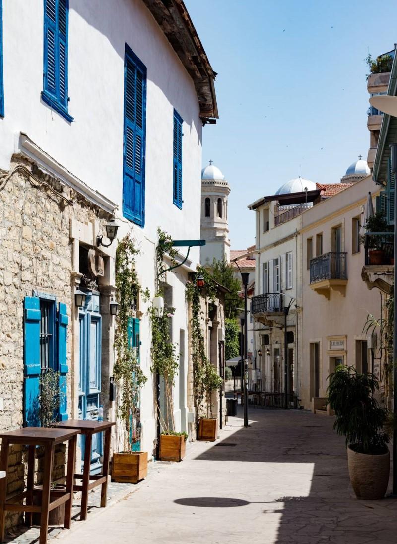 Ngôi làng nhỏ xinh đẹp tại Cyprus