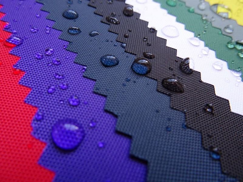 Vải Polyester chống thấm nước