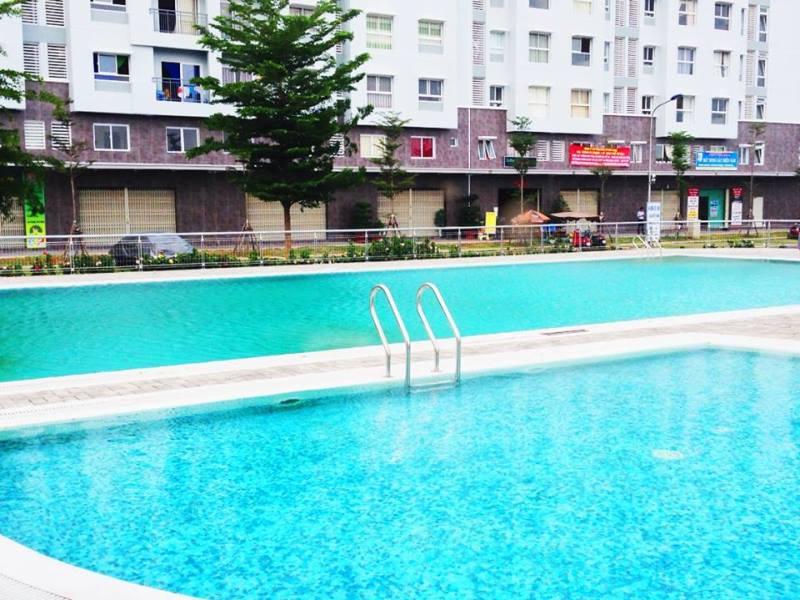 Không gian hồ bơi Ehome 3