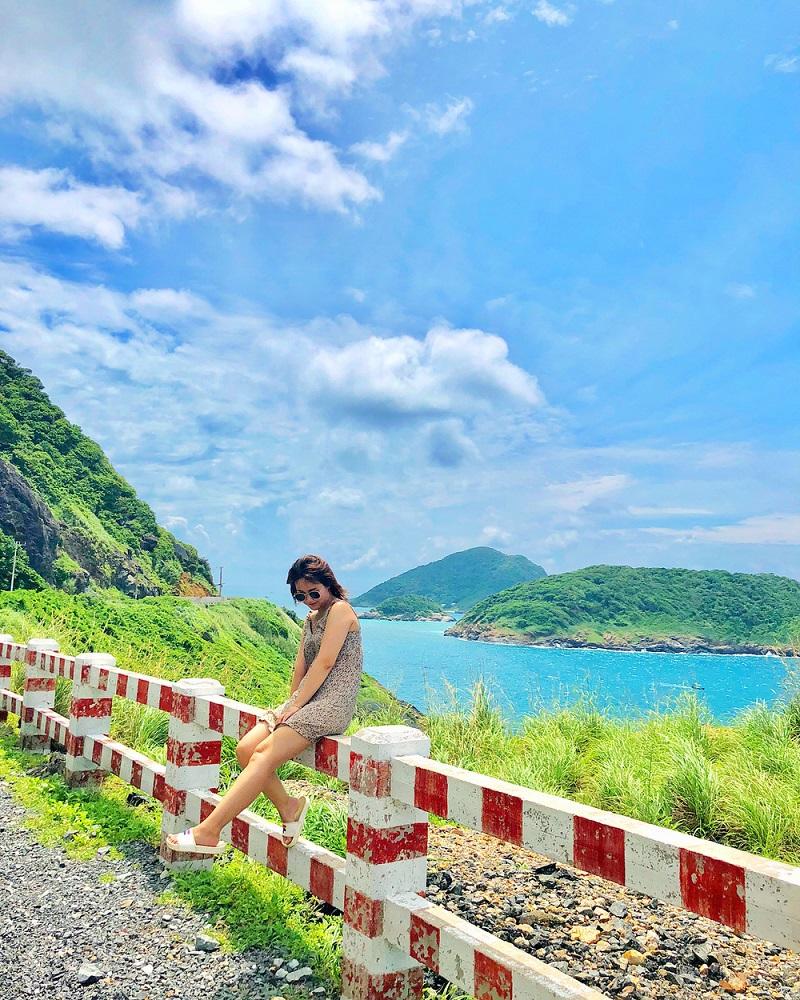 Quang cảnh tại Côn Đảo