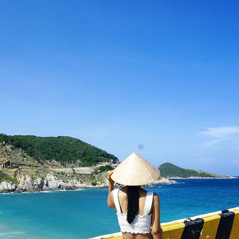 Biển Nha Trang những ngày tháng 4