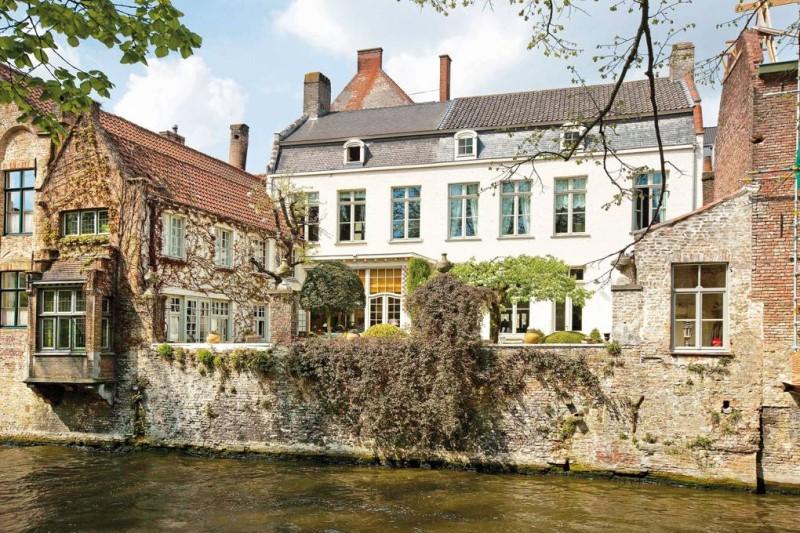 Thành phố Bruges thơ mộng