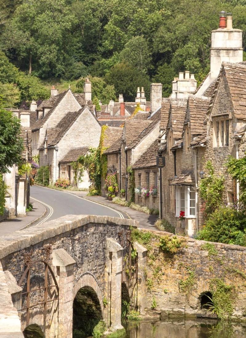 Cotswold là lựa chọn hoàn hảo của vùng nông thôn nước Anh vào tháng 9