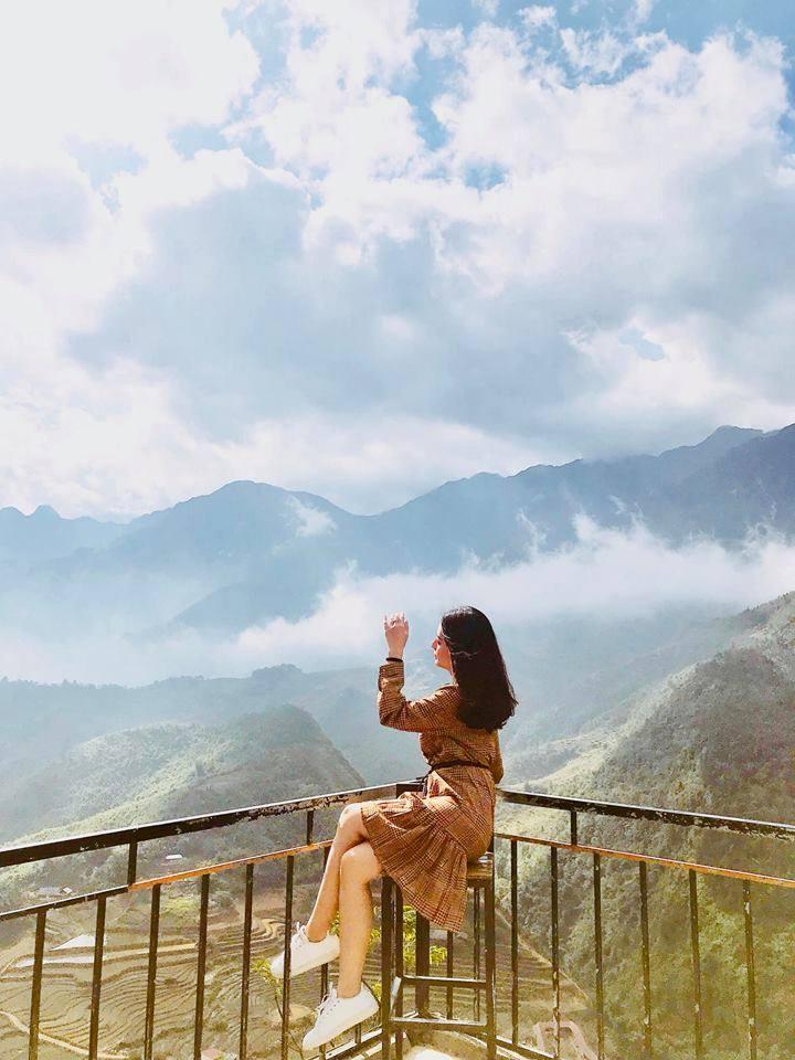Ngắm toàn cảnh Sapa từ trên cao