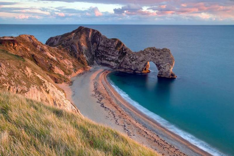 Đường bờ biển Jurassic tại Dorset