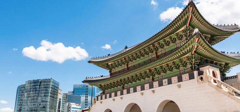Cung điện Gyeongbokgung Hàn Quốc