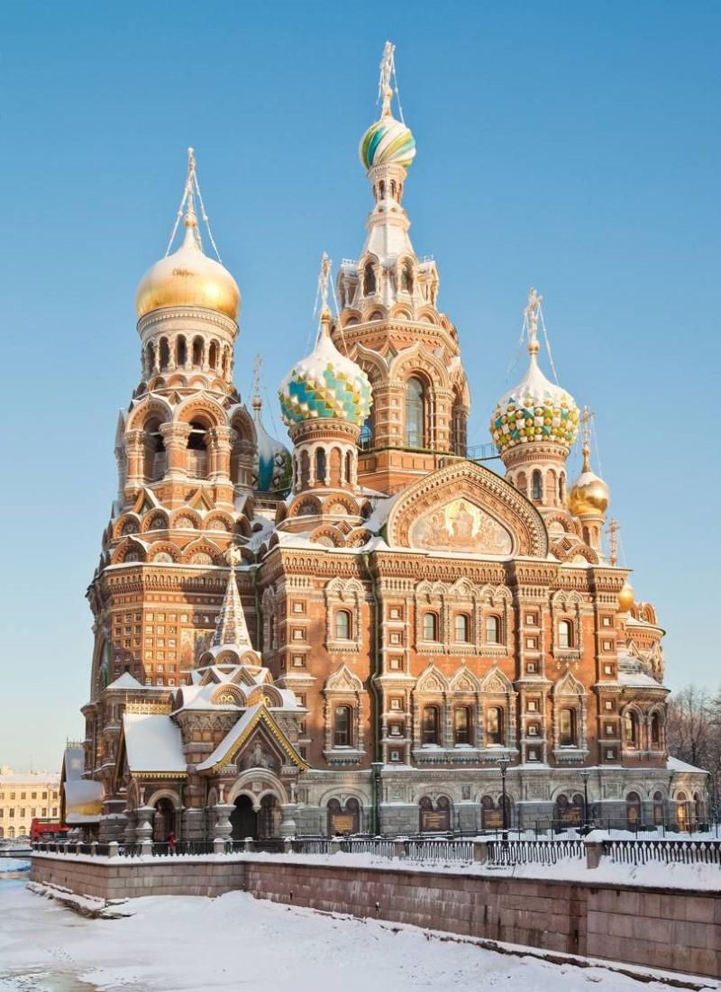 Nhà thờ chúa cứu thế tại Nga