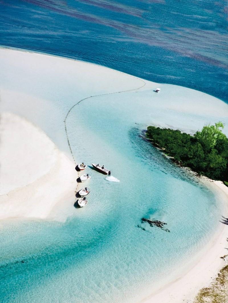 Bãi biển dài bất tận Mauritius