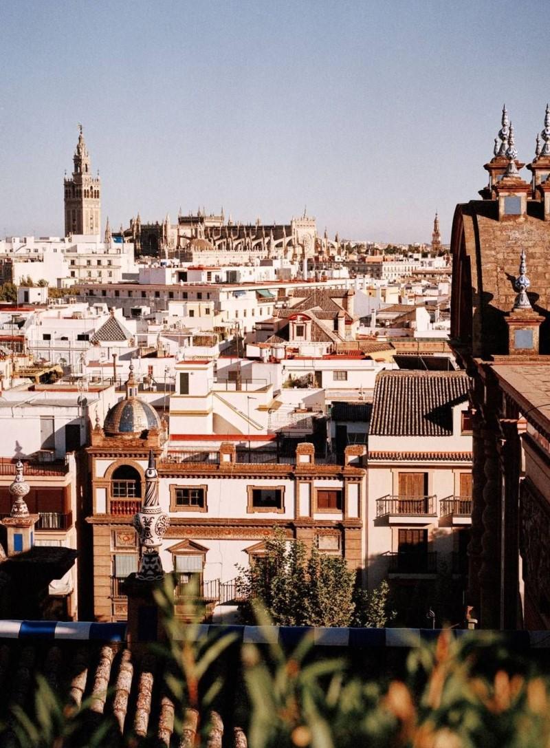 Seville là thành phố lớn thứ tư của Tây Ban Nha