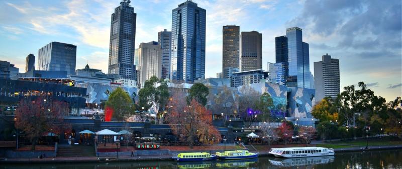 Thành phố Melbourne Úc