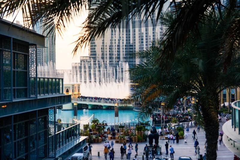 Thành phố Dubai -thiên đường nghỉ dưỡng