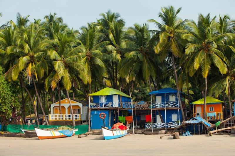 Đảo Goa Ấn Độ