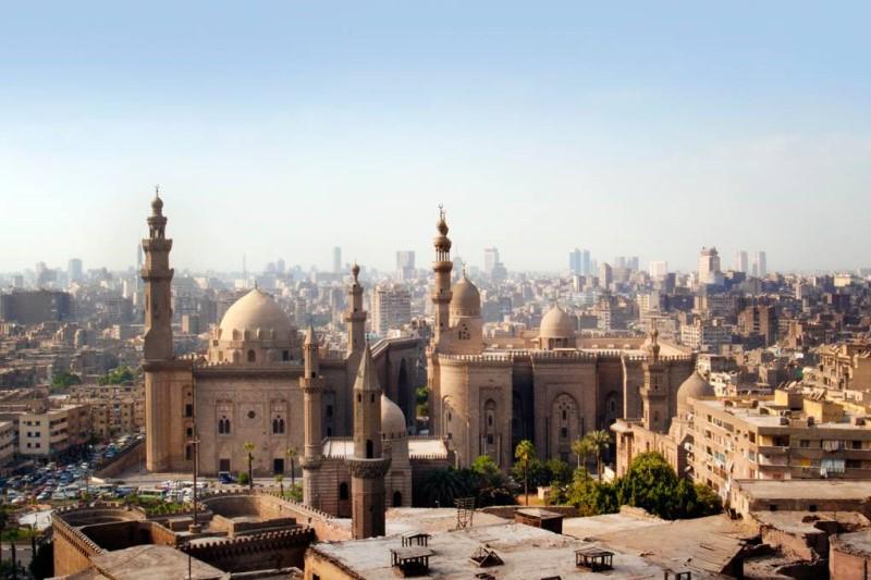Những lâu đài có kiến trúc độc đáo tại Ai Cập