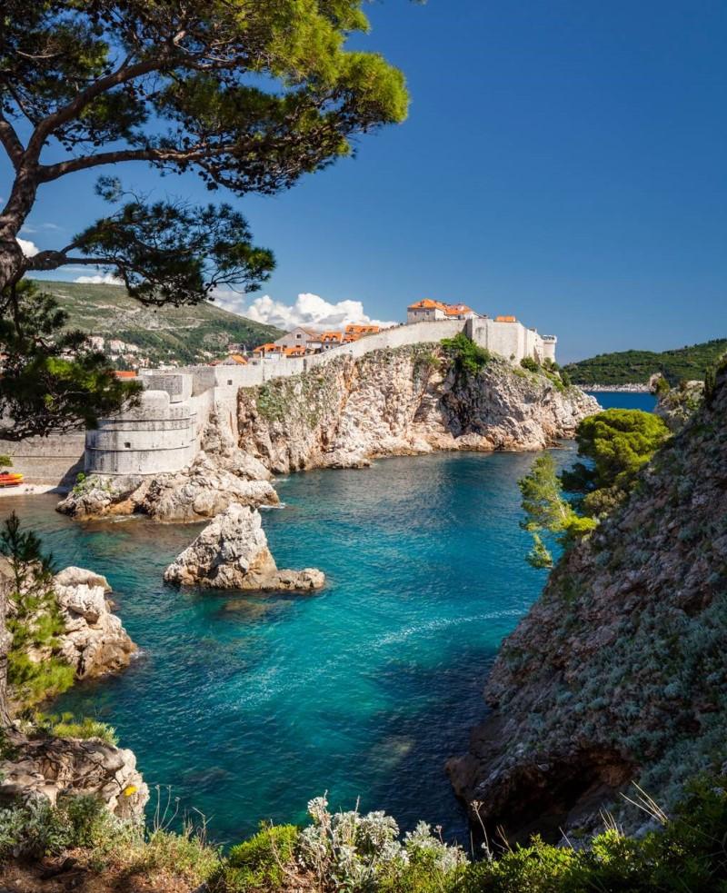 Croatia là đất nước xinh đẹp nằm ở khu vực Trung Âu