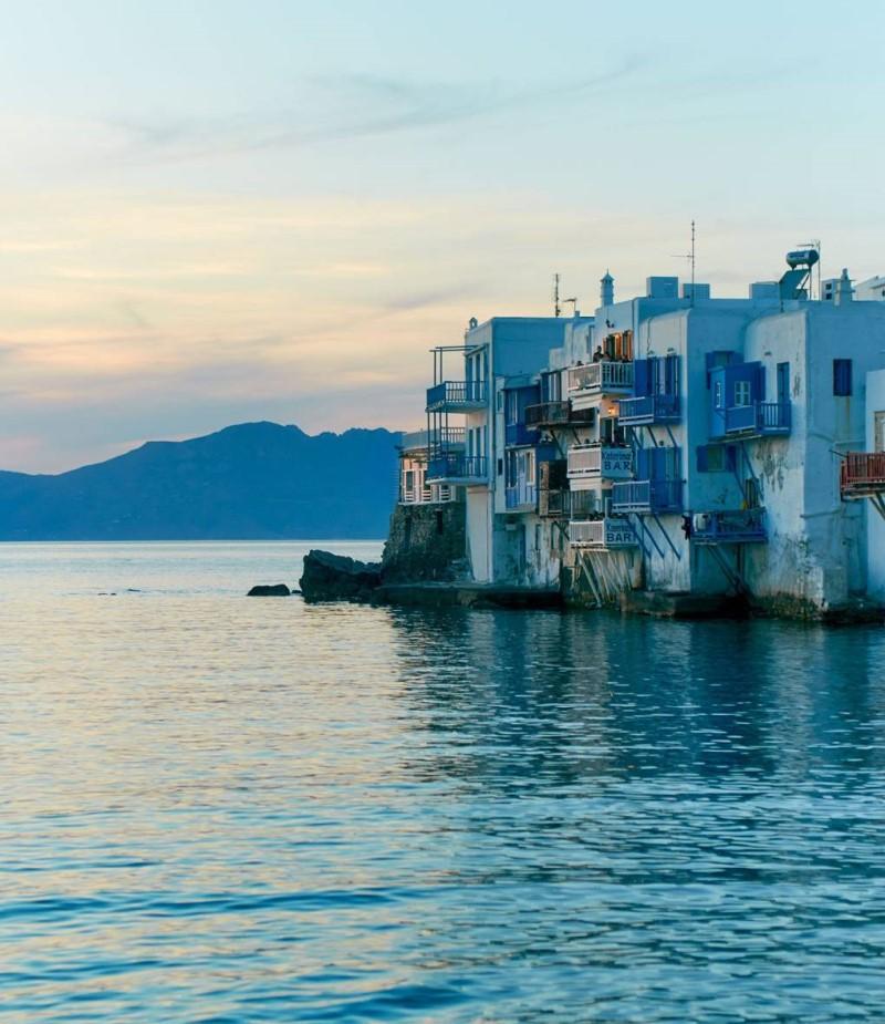 Đảo Mykonos Hy Lạp