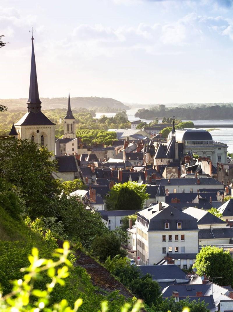 Thung lũng Loire Pháp