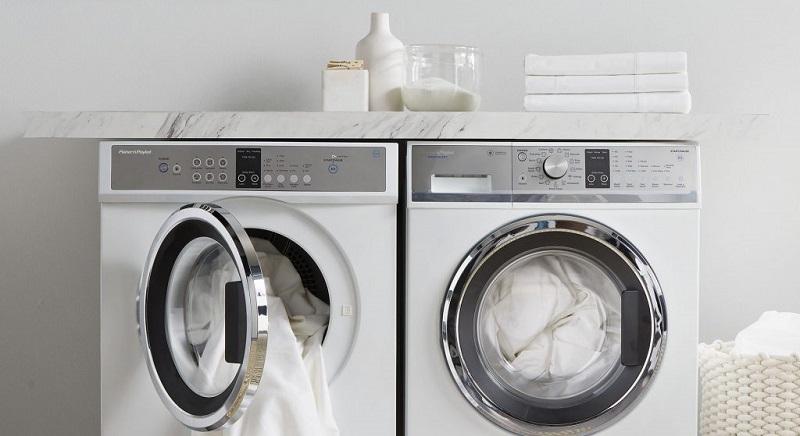 Giặt vải đũi với máy giặt