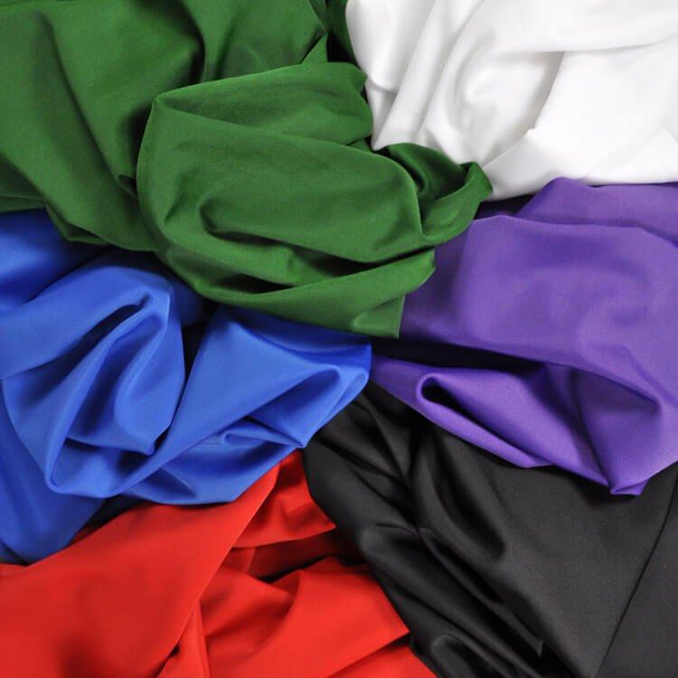 các loại vải Spandex