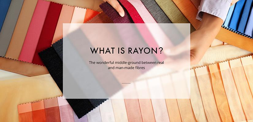 Rayon là gì