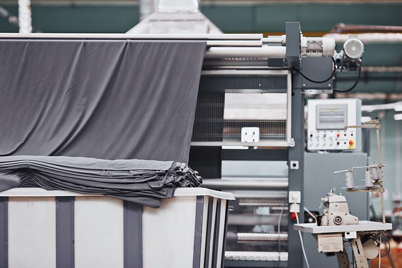 xưởng sản xuất vải Rayon