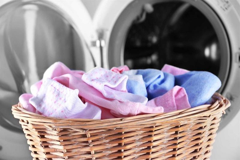 Giặt vải cotton bằng máy giặt