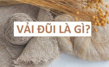 Vải đũi là gì? Phân biệt các loại vải đũi phổ biến hiện nay