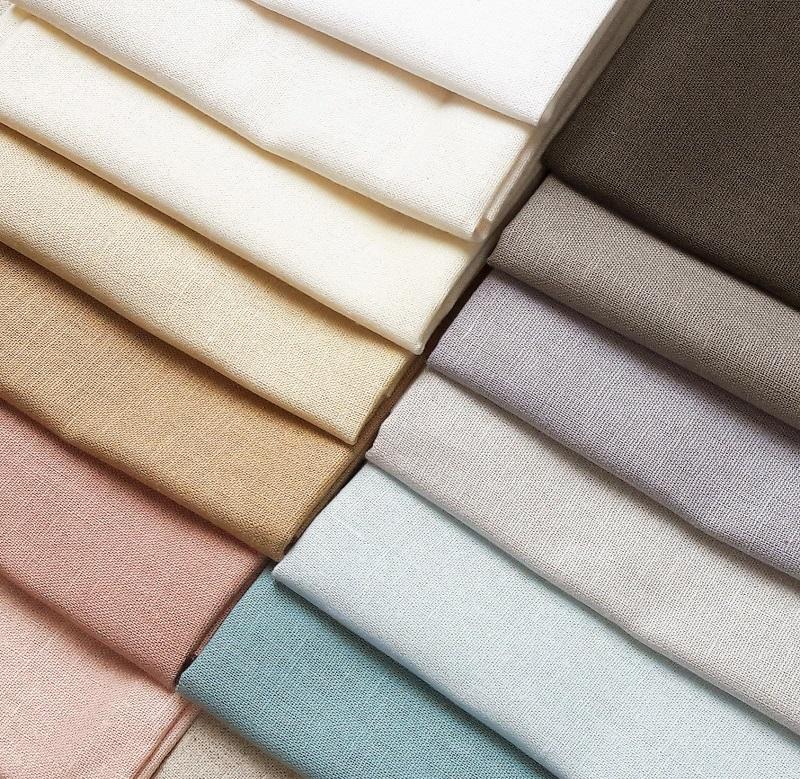 Các loại vải đũi thái