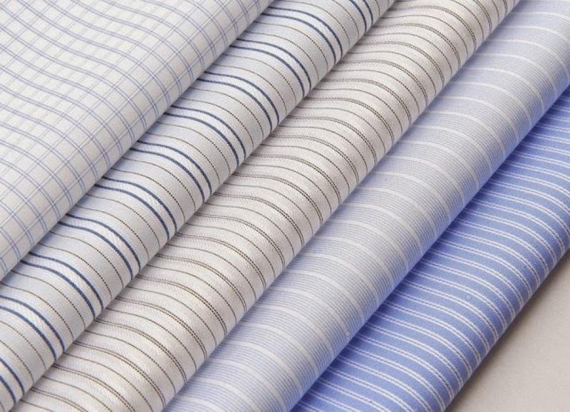Chất liệu vải cotton pha polyester