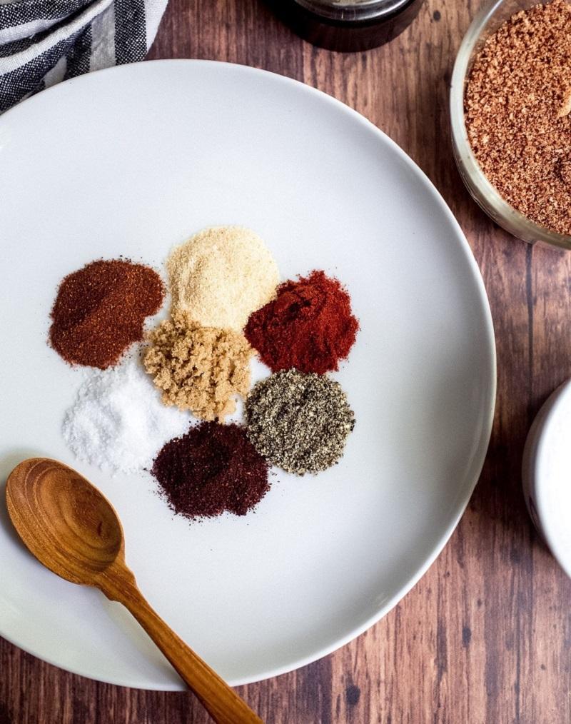 Các nguyên liệu gia vị nướng cơ bản